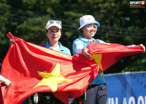 Tuyển bắn cung Việt Nam có Angelina Jolie dự SEA Games 2019: Vượt qua cơn sốt, đánh bại chủ nhà Philippines - Ảnh 16.