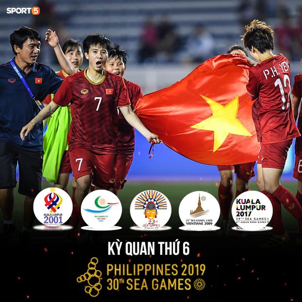 Đội tuyển nữ Việt Nam và kì quan thứ Sáu - Ảnh 4.