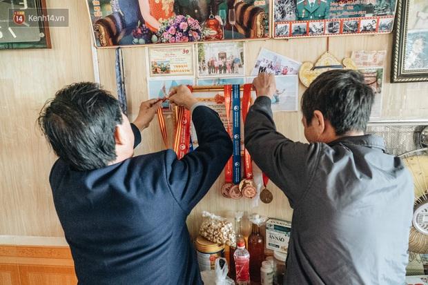 Về thăm ngôi nhà giản dị của hot girl làng bóng đá nữ Hoàng Thị Loan: Nhìn con chiến đấu lăn xả, người làm cha mẹ nào cũng xót... - Ảnh 6.