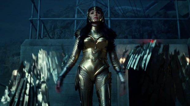 Trailer Wonder Woman 1984 mới toanh: Bồ cũ há hốc mồm nhìn chị đại quăng dây xử đẹp bọn xấu - Ảnh 5.