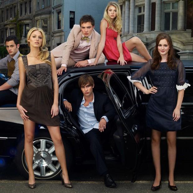 Gossip Girls - Phim đình đám về hội Rich kids Mỹ sẽ được hồi sinh - Ảnh 1.