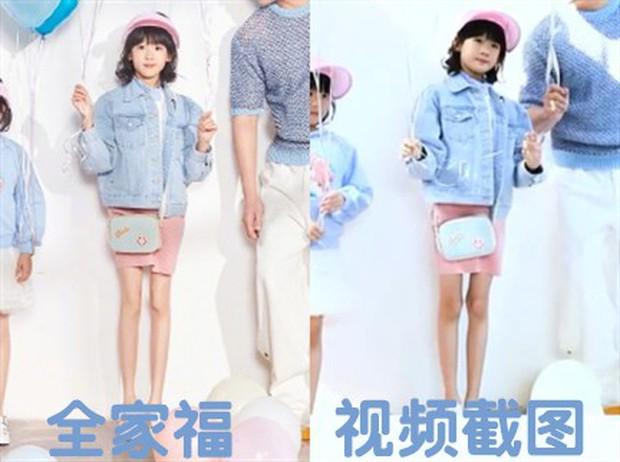 Bao Chửng Lục Nghị khoe ảnh Tết, netizen chỉ chú ý đến đôi chân gầy đến mức báo động của cô con gái - Ảnh 14.