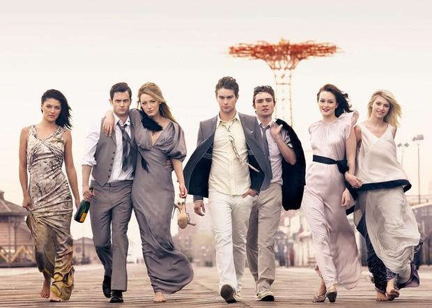 Gossip Girls - Phim đình đám về hội Rich kids Mỹ sẽ được hồi sinh - Ảnh 2.
