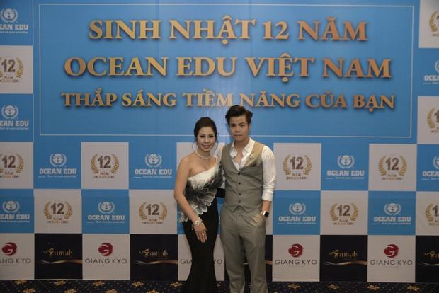 """Phạm Quỳnh Anh """"cháy"""" hết mình cùng sinh nhật 12 năm Ocean Edu - Ảnh 5."""