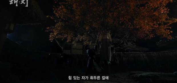 Haechi của hoàng tử cổ trang Jung Il Woo xoắn não fan từ phút đầu tiên - Ảnh 2.