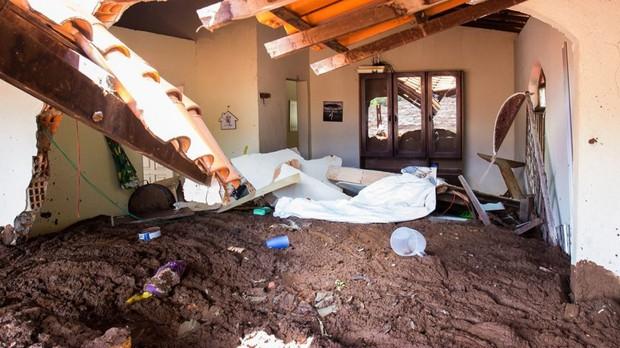 Vỡ đập ở Brazil: Số người chết tăng lên 110, hàng trăm người còn mất tích - Ảnh 2.