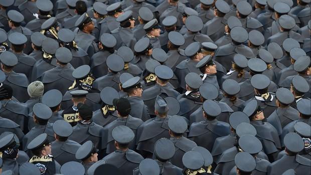 Nạn quấy rối tình dục trở nên nghiêm trọng tại các học viện quân sự Mỹ - Ảnh 1.