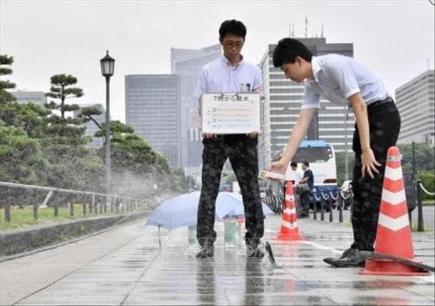 Nhật Bản sẵn sàng ứng phó với một mùa Olympic thời tiết bất thường  - Ảnh 1.