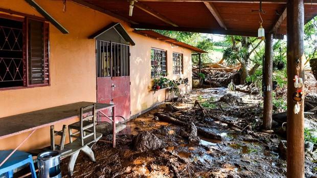 Vỡ đập ở Brazil: Số người chết tăng lên 110, hàng trăm người còn mất tích - Ảnh 4.