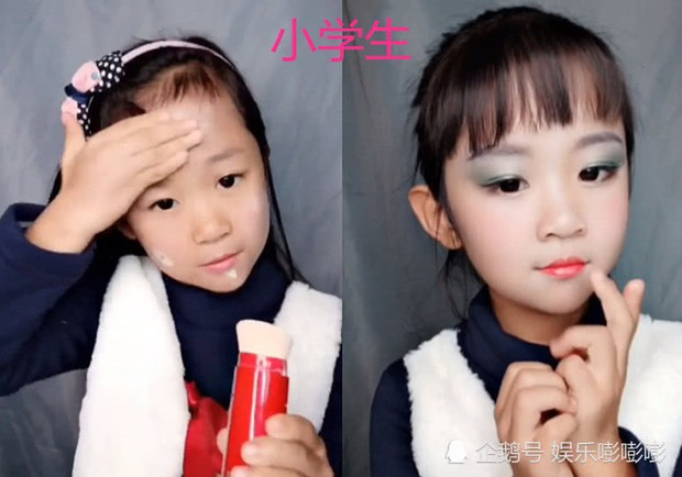 Chùm ảnh: Các nữ sinh từ vịt hoá thiên nga nhờ make up, ai không biết trang điểm là thiệt thòi vô cùng lớn - Ảnh 2.