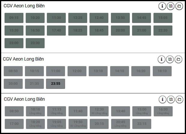 Soi tỉ lệ xếp suất chiếu, số liệu của Cua Lại Vợ Bầu lẫn Trạng Quỳnh lại càng đáng ngờ - Ảnh 7.