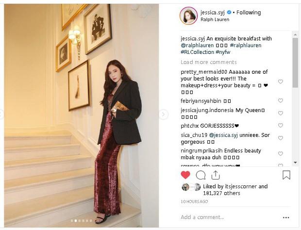 Chớ dại tin vào ảnh của sao: ảnh Jessica tự đăng thì chân dài miên man, vào tay báo quốc tế lại quá khác - Ảnh 3.