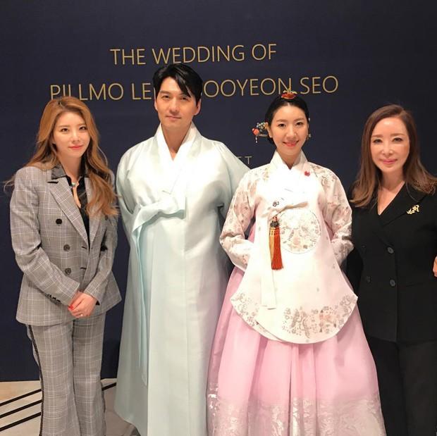 Đám cưới hot nhất đầu năm: Ji Chang Wook để mặt mộc đến dự, bộ tứ 4 chàng quý tử tái ngộ sau 10 năm - Ảnh 20.