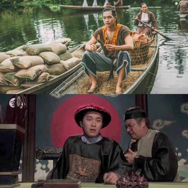 Trạng Quỳnh sao lại giống tác phẩm của Châu Tinh Trì cách đây 25 năm thế kia? - Ảnh 1.