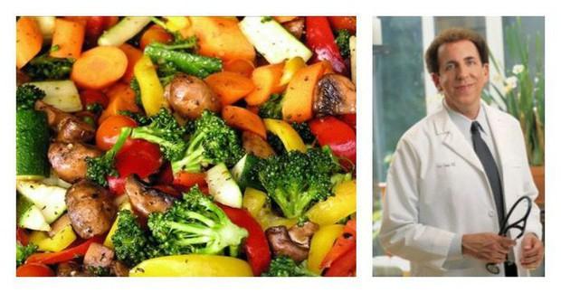 Chế độ ăn Ornish vừa giúp giảm cân vừa tốt cho sức khỏe tim mạch - Ảnh 2.