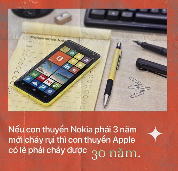 Vì sao nói Apple khó có thể lâm vào tình cảnh của Nokia ngày trước? - Ảnh 7.