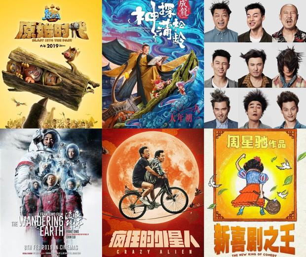 Phim Trung Tết 2019: Thương hiệu Châu Tinh Trì, Thành Long đã hết thời, bị đàn em Ngô Kinh qua mặt  - Ảnh 1.
