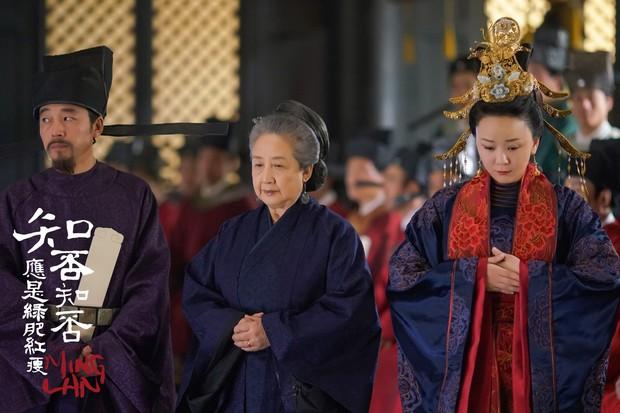 Netizen Trung phát nản vì Minh Lan Truyện bị cắt ghép nham nhở, vợ chồng Phong - Dĩnh ăn hành tơi tả các tập cuối - Ảnh 4.