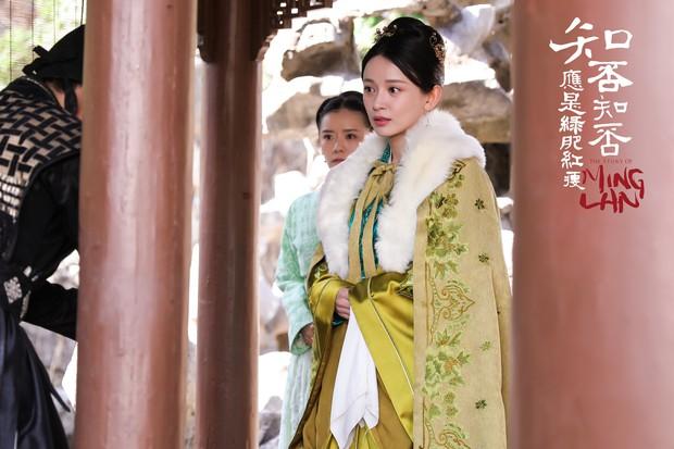Netizen Trung phát nản vì Minh Lan Truyện bị cắt ghép nham nhở, vợ chồng Phong - Dĩnh ăn hành tơi tả các tập cuối - Ảnh 3.