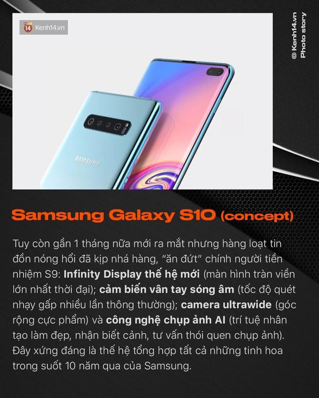 Hành trình 10 năm Samsung Galaxy S: Tạo ra tới 10 trào lưu cho thế giới smartphone - Ảnh 19.
