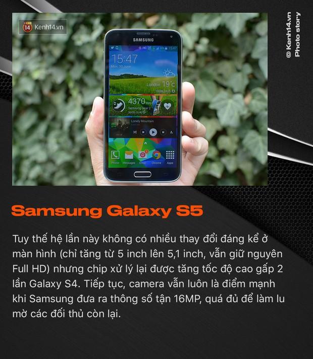 Hành trình 10 năm Samsung Galaxy S: Tạo ra tới 10 trào lưu cho thế giới smartphone - Ảnh 9.