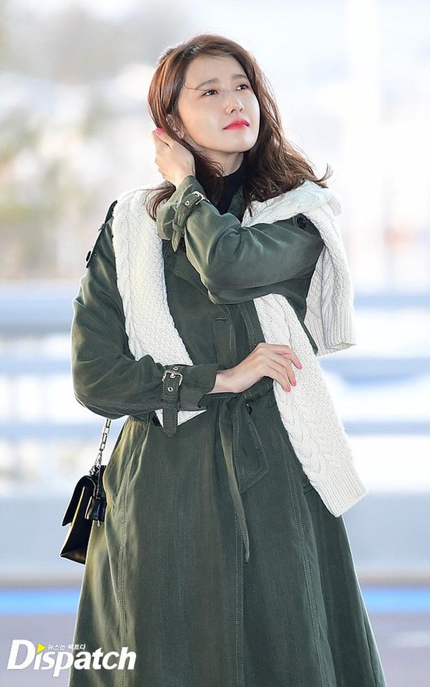 Mấy ai bì được đẳng cấp của nữ thần Yoona: Đẹp xuất thần đến mức biến loạt ảnh phóng viên chụp thành bìa tạp chí - Ảnh 3.