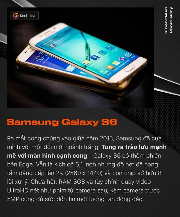 Hành trình 10 năm Samsung Galaxy S: Tạo ra tới 10 trào lưu cho thế giới smartphone - Ảnh 11.
