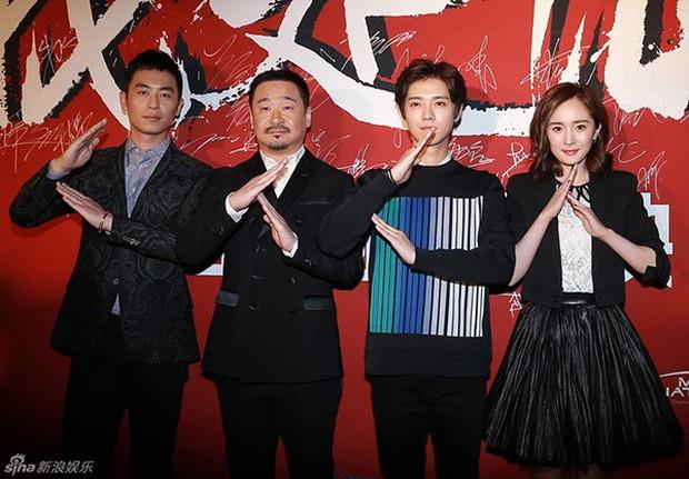 4 nhân vật thay máu cho Running Man Trung: Hết nữ thần mới toanh của CUBE lại đến mỹ nam đang hot nhà SM - Ảnh 2.