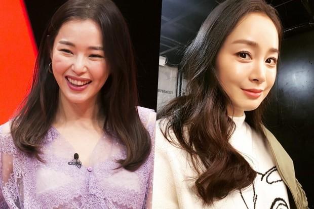 Hoa hậu Hàn đẹp nhất châu Á Honey Lee và nữ thần Kim Tae Hee: Ai nổi tiếng hơn ở trường đại học? - Ảnh 1.