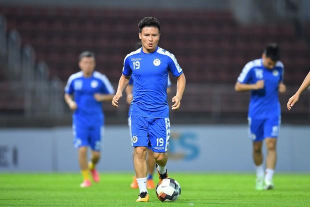 CLB Hà Nội diện áo mới, hứng khởi tập luyện trên đất Thái Lan - Ảnh 6.