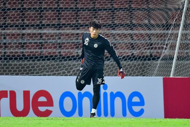 CLB Hà Nội diện áo mới, hứng khởi tập luyện trên đất Thái Lan - Ảnh 9.