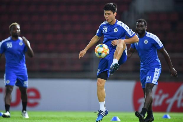 CLB Hà Nội diện áo mới, hứng khởi tập luyện trên đất Thái Lan - Ảnh 5.