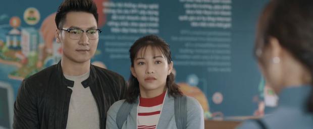 Mạnh Trường và Lưu Đê Ly chính thức về chung một nhà trong Chạy Trốn Thanh Xuân - Ảnh 6.
