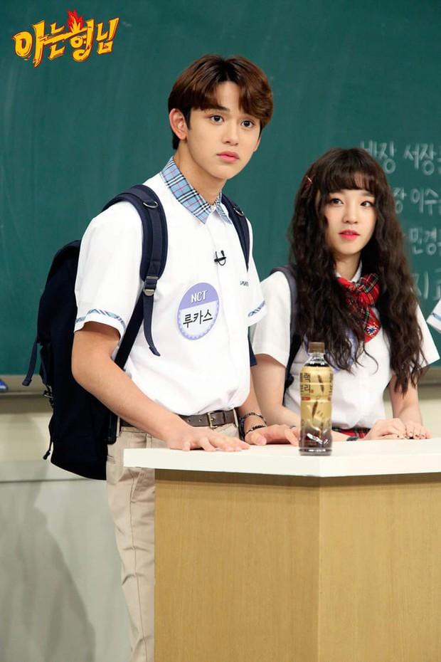 Lucas (NCT) & Yuqi ((G)I-DLE) sẽ là cặp đôi mới của Running Man Trung Quốc? - Ảnh 6.