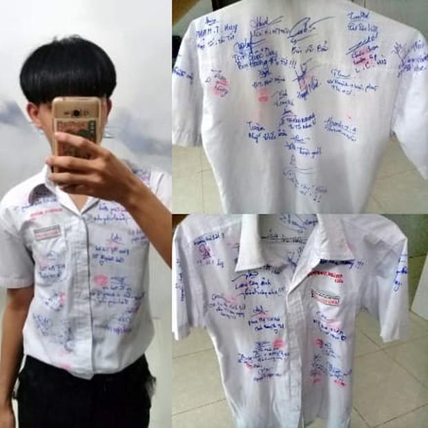 Vô tình tìm thấy chiếc áo đồng phục cũ, cậu bạn chia sẻ câu chuyện buồn của lớp mình khiến ai cũng bồi hồi - Ảnh 10.