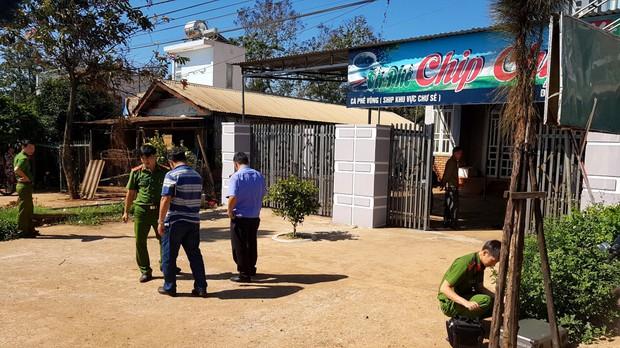 Truy tìm nhóm côn đồ nổ súng bắn nam thanh niên nhập viện ở Gia Lai - Ảnh 1.
