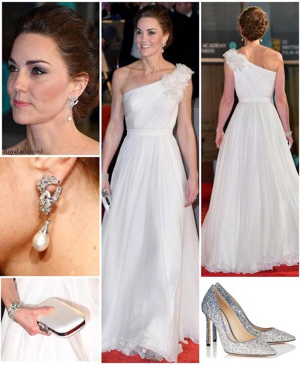 Diện đầm công chúa, Kate Middleton không chỉ đẹp mà còn sang chảnh mãn nhãn và khiến dân tình cảm động vì 1 điều - Ảnh 8.