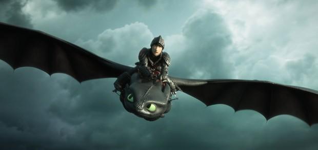 Bí quyết giữ tình bạn thân ai cũng GATO giữa Hiccup và Toothless trong Bí Kíp Luyện Rồng - Ảnh 5.