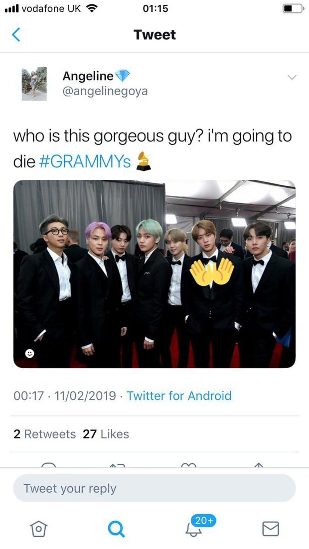 Sau Grammy 2019, nhân vật cậu tóc nâu và chàng trai tóc bạc hà bỗng được netizen quốc tế lùng sục gắt gao - Ảnh 2.
