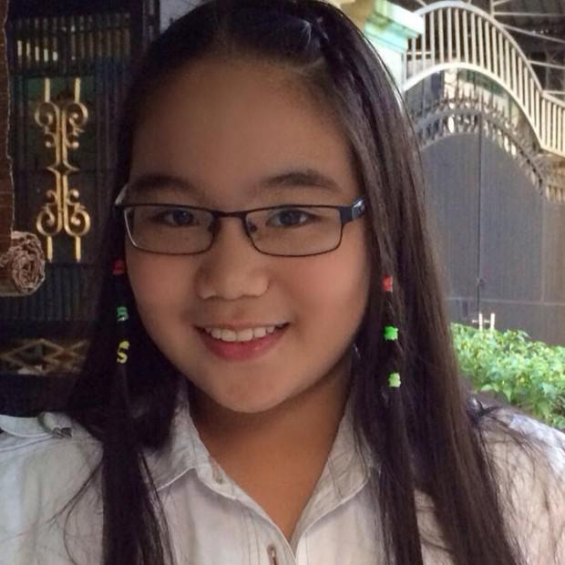 Con gái NSƯT Trịnh Kim Chi: Cô bé da đen mũm mĩm lột xác thành thiếu nữ xinh xắn, cao 1m72 - Ảnh 4.