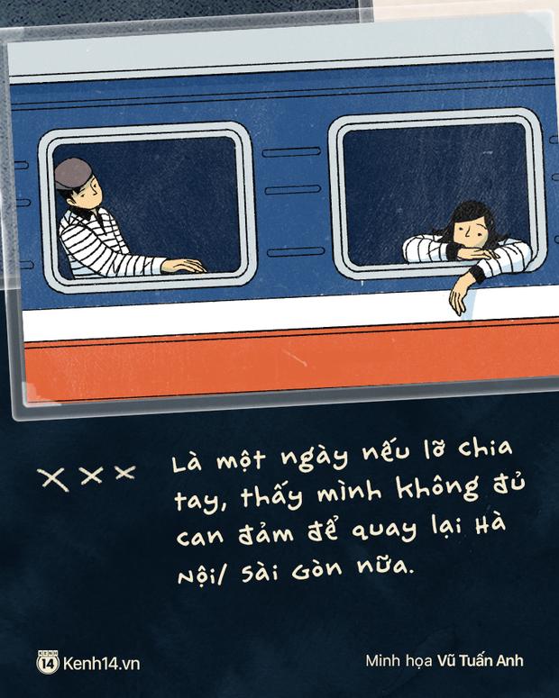 Sài Gòn, Hà Nội và những người yêu xa: Cách nhau 2h bay và gần 2000 cây số toàn thương với nhớ - Ảnh 19.