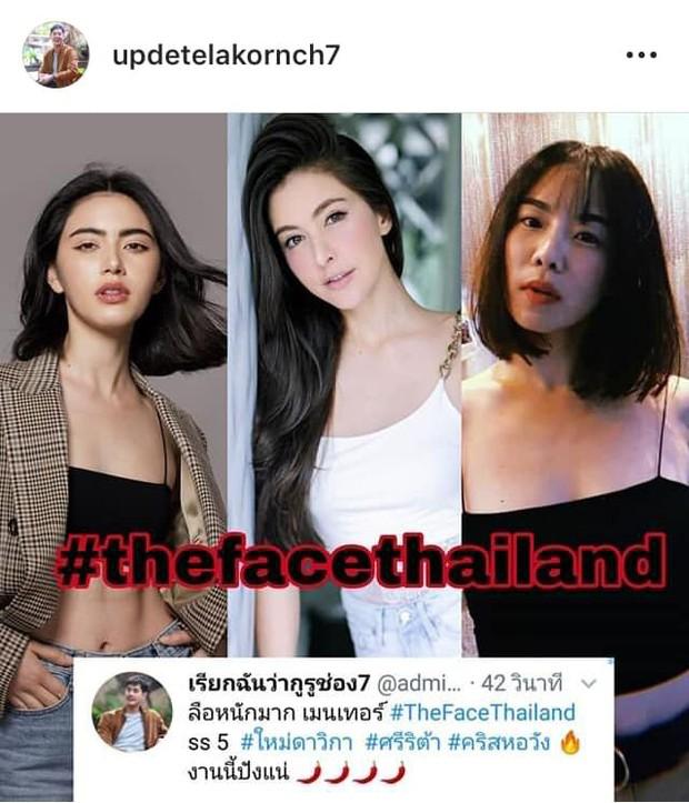 Sát giờ phát sóng,The Face Thailand mùa 5 vẫn bảo mật tối đa, phiên bản Việt Nam học hỏi nhé! - Ảnh 4.