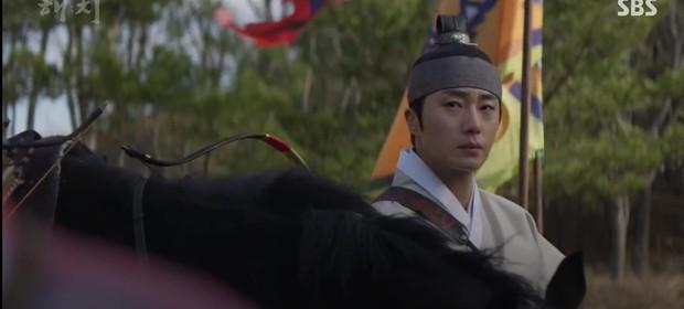 Ngoài xương sườn dao găm của Jung Il Woo, con ve chó của Go Ara là tâm điểm trong tập mở màn Haechi - Ảnh 3.