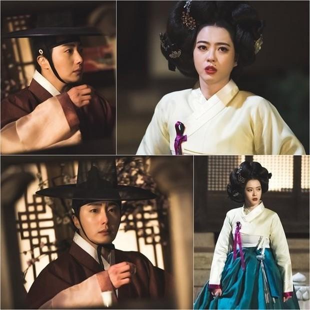 Ngoài xương sườn dao găm của Jung Il Woo, con ve chó của Go Ara là tâm điểm trong tập mở màn Haechi - Ảnh 9.