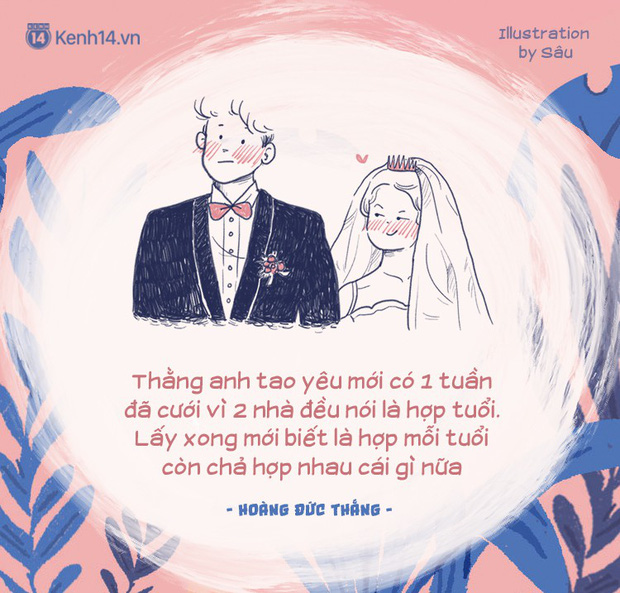 Cứ đúng người, đúng thời điểm thì cưới, nhưng quan trọng đúng là đã yêu nhau bao lâu? - Ảnh 1.