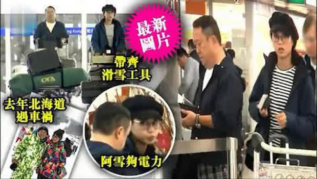 Hậu bê bối gây tai nạn cho quan chức cấp cao, kẻ hãm hiếp Lam Khiết Anh nhởn nhơ đi du lịch cùng người tình - Ảnh 3.