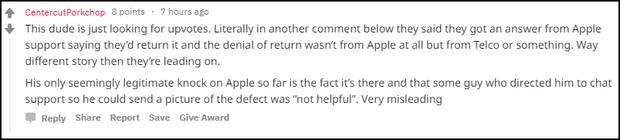 Lên mạng bóc phốt om sòm iPhone XS Max lỗi, tưởng được cảm thông ai ngờ hứng gạch phản đam ỏm tỏi - Ảnh 6.