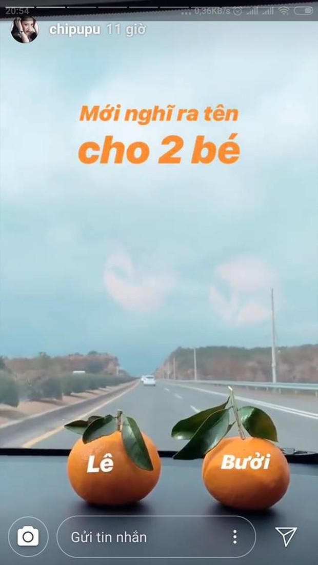 Chi Pu kể chuyện Lê và Bưởi vui quá nên Mai Phương Thuý phải mong chờ đón đọc phần tiếp theo - Ảnh 2.