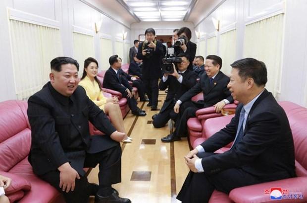 Tìm hiểu về đoàn tàu bọc thép đưa ông Kim Jong Un đến Việt Nam - Ảnh 6.