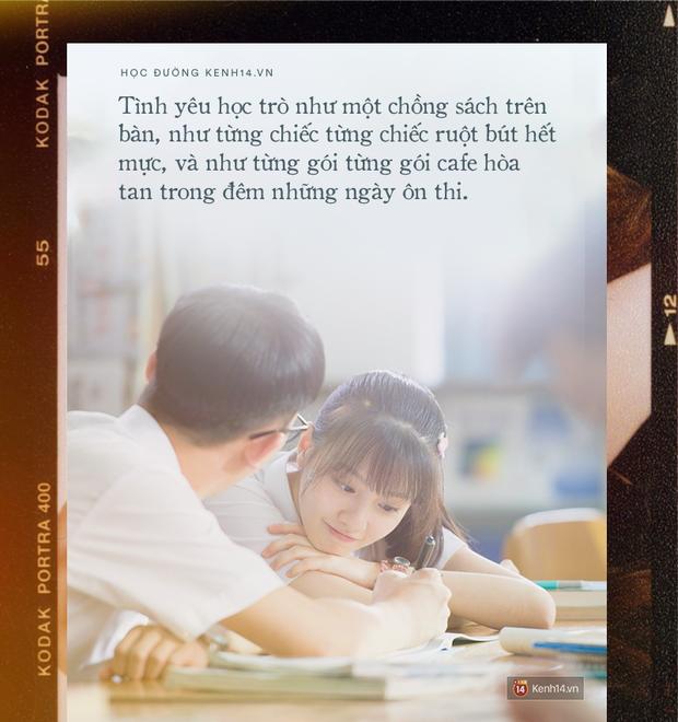 Trải qua bao mối tình, yêu bao nhiêu người vẫn không có thứ tình cảm nào đẹp vẹn nguyện như tình yêu học trò - Ảnh 3.